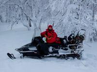 катание снегоходах подмосковье заказать бронировать