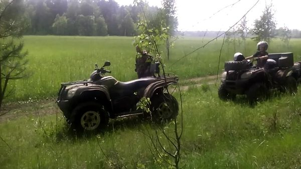 квадроциклы катание подмосковье выходных прокат фото174