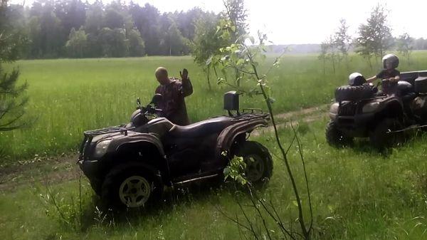 квадроциклы катание подмосковье выходных прокат фото175
