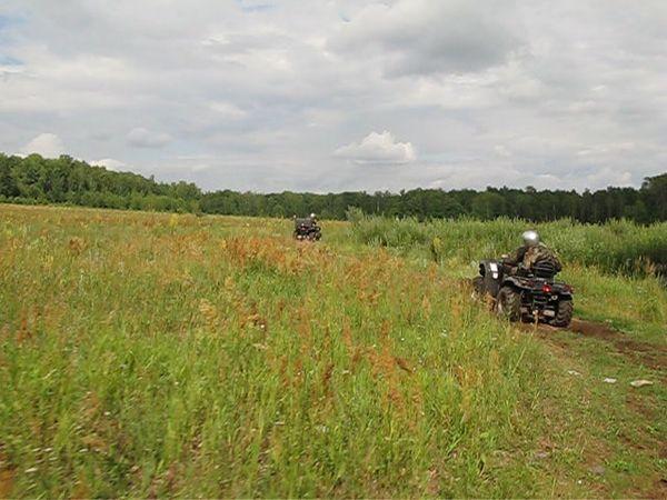 квадроциклы катание подмосковье выходных прокат фото264