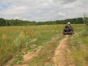 квадроциклы катание подмосковье выходных прокат фото267