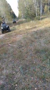 квадроциклы катание подмосковье выходных прокат фото292