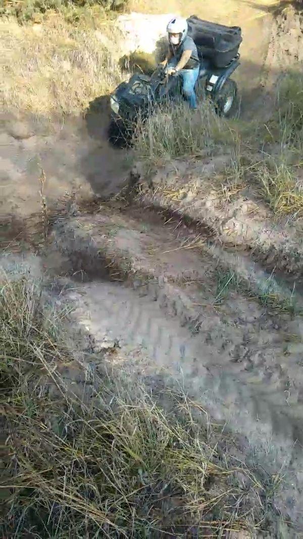квадроциклы катание подмосковье выходных прокат фото318