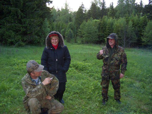 Охота на фазана в Подмосковье фото №194