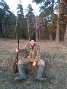 Охота на фазана в Подмосковье фото №283