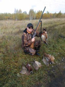 Охота на фазана в Подмосковье фото №293
