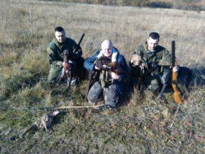Охота на фазана в Подмосковье фото №296