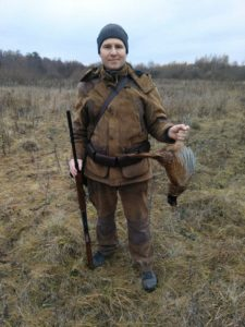 Охота на фазана в Подмосковье фото №304