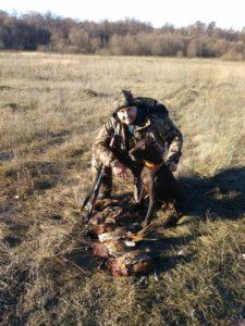 Охота на фазана в Подмосковье фото №308