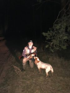 Охота на фазана в Подмосковье фото №327