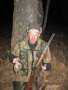 Охота на фазана в Подмосковье фото №335