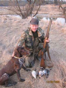 Охота на фазана в Подмосковье фото №336