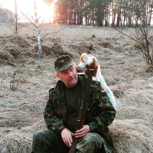Охота на фазана в Подмосковье фото №355