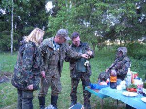 Охота на фазана в Подмосковье фото №334