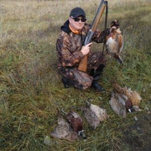 Охота на фазана в Подмосковье фото №362