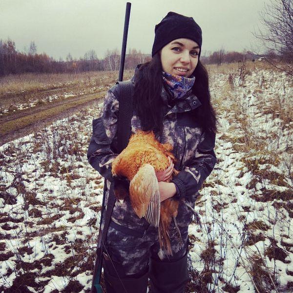 Охота на фазана в Подмосковье фото №376