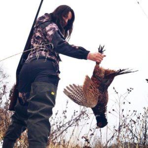 Охота на фазана в Подмосковье фото №378