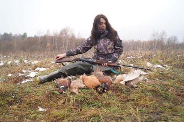 Охота на фазана в Подмосковье фото №380