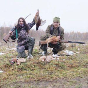 Охота на фазана в Подмосковье фото №382