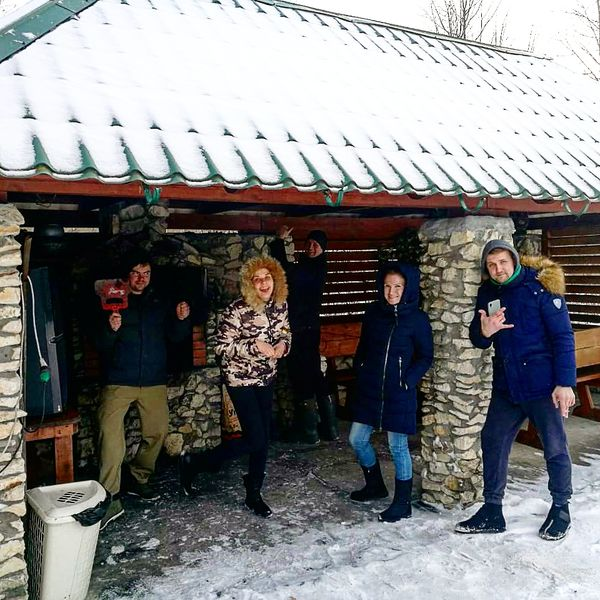 Охота на фазана в Подмосковье фото №394