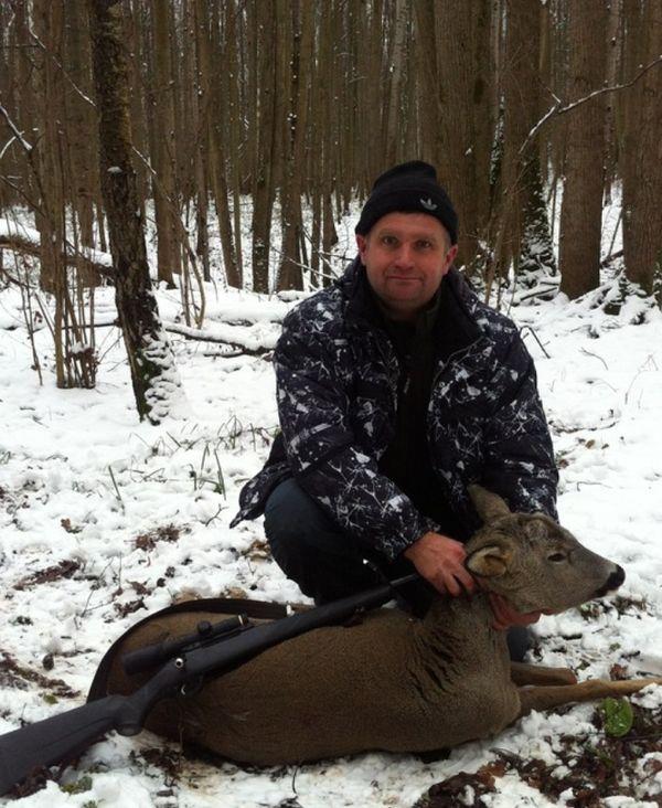 Охота на фазана в Подмосковье фото №400