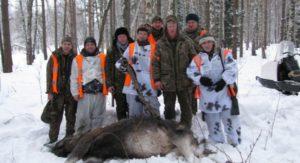 Охота на фазана в Подмосковье фото №410