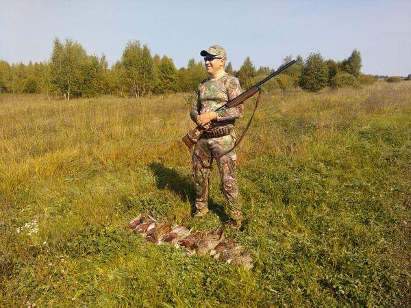 Охота на фазана в Подмосковье фото №423