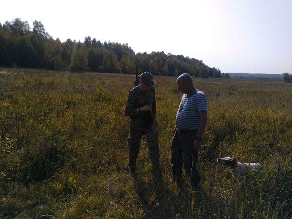 Охота на фазана в Подмосковье фото №425
