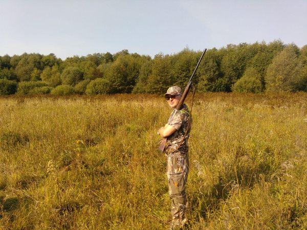 Охота на фазана в Подмосковье фото №428