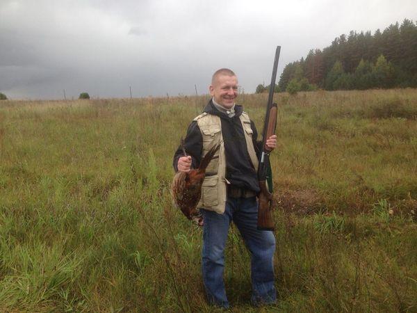 Охота на фазана в Подмосковье фото №450