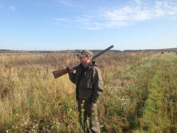 Охота на фазана в Подмосковье фото №467