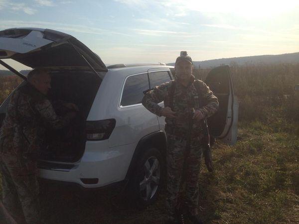 Охота на фазана в Подмосковье фото №471