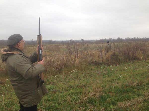 Охота на фазана в Подмосковье фото №494