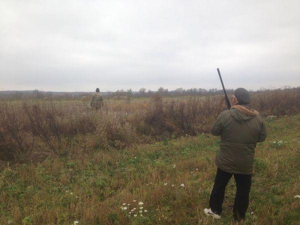 Охота на фазана в Подмосковье фото №504