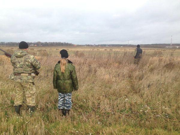 Охота на фазана в Подмосковье фото №513