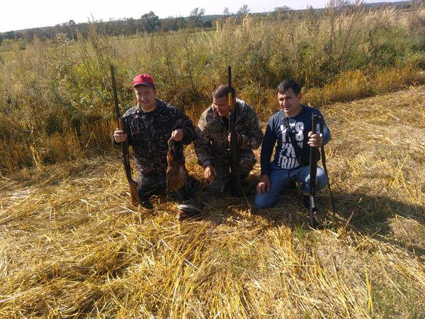 Охота на фазана в Подмосковье фото №556