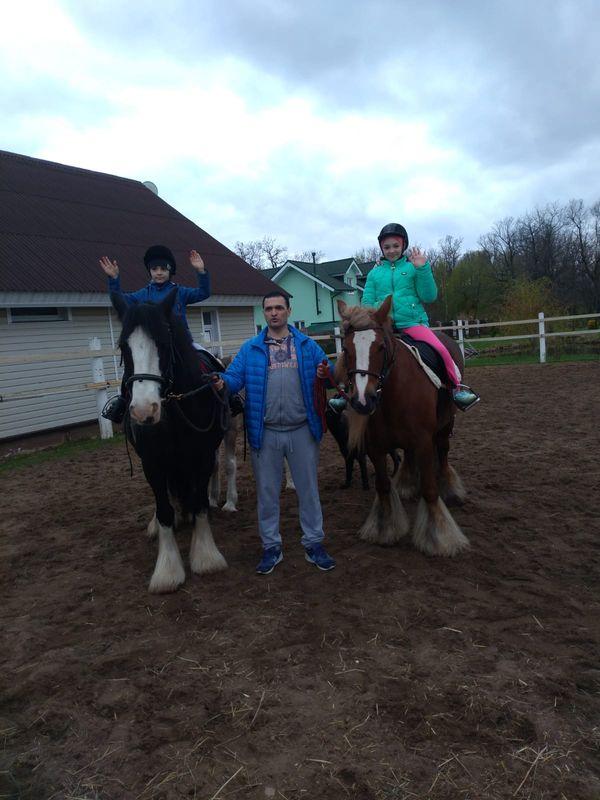 Прогулки на лошадях фото №25