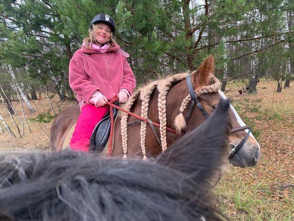 Прогулки на лошадях фото №4